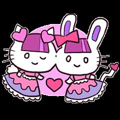 RinRinDoll~ RabbitCat-CatRabbit