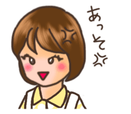 Novice housewife sticker #9309526