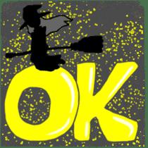 All OK sticker #9312559