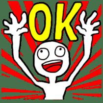 All OK sticker #9312570