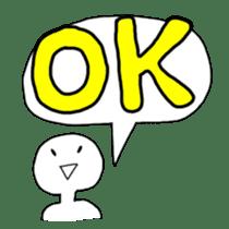 All OK sticker #9312573