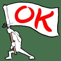 All OK sticker #9312580