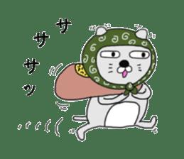 Cat Thief sticker #9313985