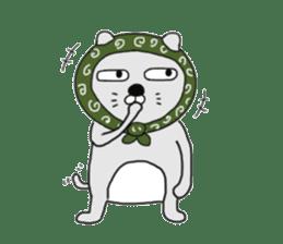 Cat Thief sticker #9313991