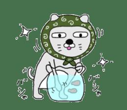 Cat Thief sticker #9313992