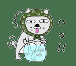 Cat Thief sticker #9313993