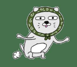 Cat Thief sticker #9314016