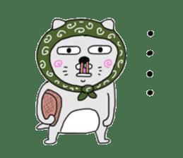 Cat Thief sticker #9314023
