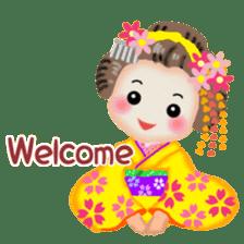 Maikohan English Version sticker #9325689