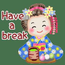 Maikohan English Version sticker #9325691