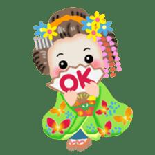 Maikohan English Version sticker #9325692