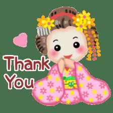 Maikohan English Version sticker #9325694