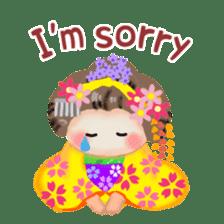 Maikohan English Version sticker #9325695