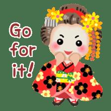 Maikohan English Version sticker #9325696