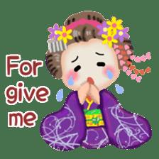 Maikohan English Version sticker #9325699