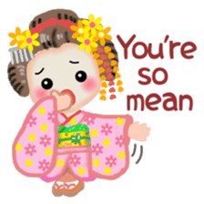 Maikohan English Version sticker #9325706