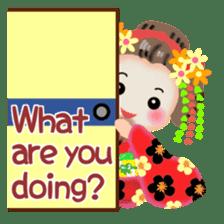 Maikohan English Version sticker #9325708