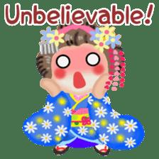 Maikohan English Version sticker #9325709