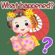 Maikohan English Version sticker #9325712