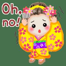 Maikohan English Version sticker #9325713