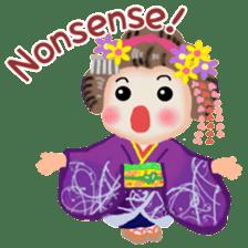 Maikohan English Version sticker #9325717