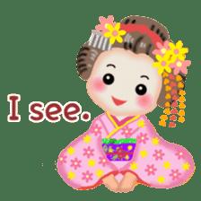 Maikohan English Version sticker #9325718