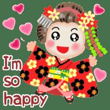 Maikohan English Version sticker #9325720