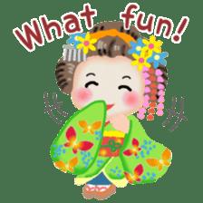 Maikohan English Version sticker #9325722