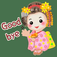 Maikohan English Version sticker #9325726