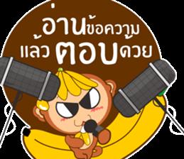 Happy New Year2016  ( Year Monkey) sticker #9337777