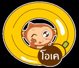 Happy New Year2016  ( Year Monkey) sticker #9337782