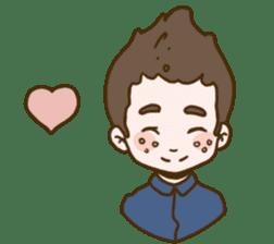 3000 Mile Love sticker #9347528