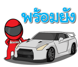 iracing thailand sticker #9347895