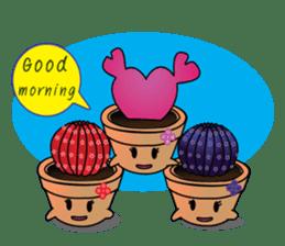 Tabongpech and the gang(EN) sticker #9348036