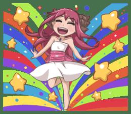 Lily & Marigold (Part Lithana Full) sticker #9354181