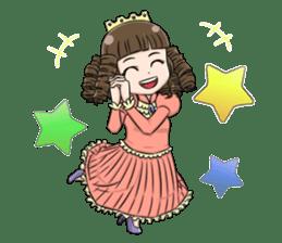 Woman Knight Sticker Part 2 sticker #9354251