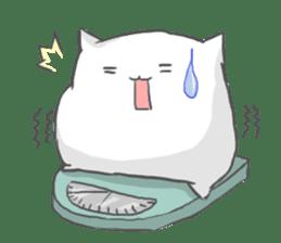 Mr. Pillow sticker #9366255