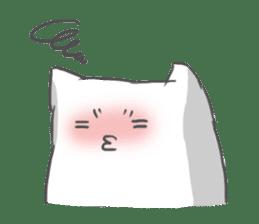 Mr. Pillow sticker #9366258
