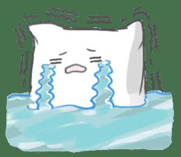 Mr. Pillow sticker #9366278