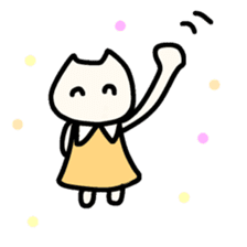 Smiley cats sticker #9370122