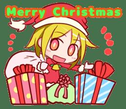 "Christmas Santa""kana""Sticker sticker #9370848"