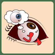Ivan and Iris, Nothing Overlooked sticker #9372394