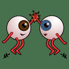 Ivan and Iris, Nothing Overlooked sticker #9372399