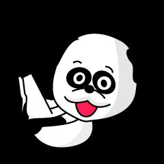 1/3 naive panda