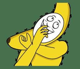 Forcibly banana2(English) sticker #9375004