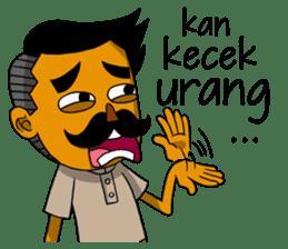 Minang Gombal sticker #9382451