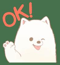 WeatherWea-Pomeranian's days. sticker #9382905