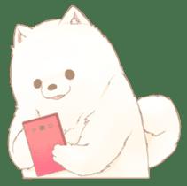 WeatherWea-Pomeranian's days. sticker #9382908
