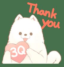 WeatherWea-Pomeranian's days. sticker #9382916