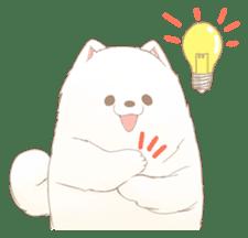 WeatherWea-Pomeranian's days. sticker #9382919